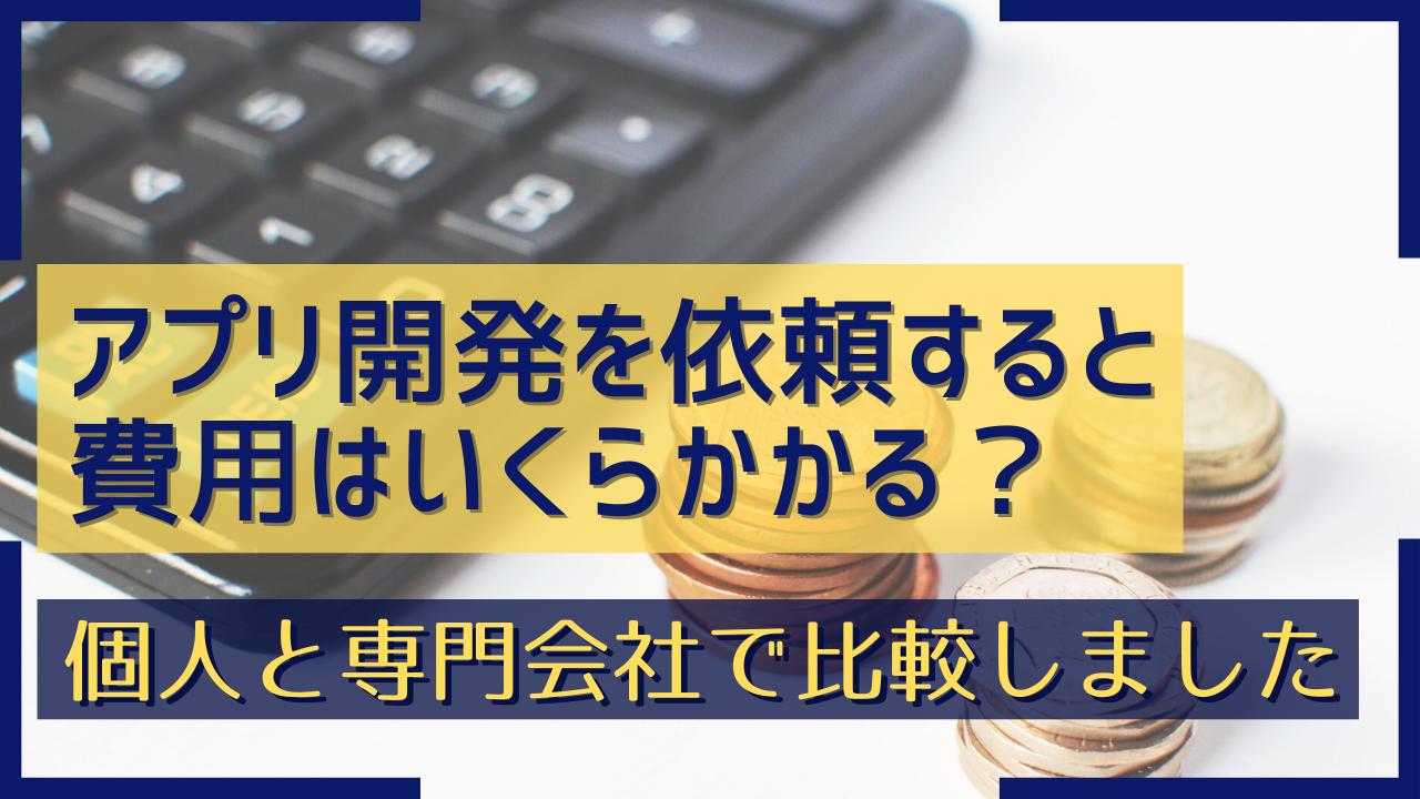 770ad3d7a40ea65a3e333ca3d94f302f 1 - アプリ開発の依頼にかかる費用相場を個人と専門会社に分けて解説