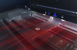 大判複合機は、大きなサイズの用紙も印刷できます