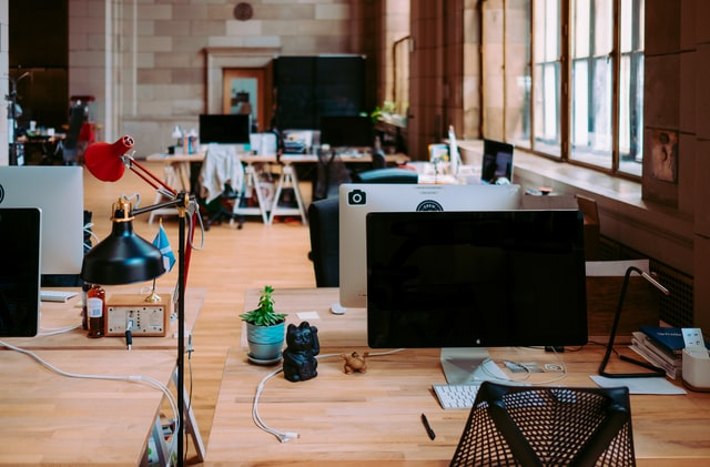 annie spratt wgivdx9dBdQ unsplash - 小規模オフィスの内装デザインで考えたい3つのポイント