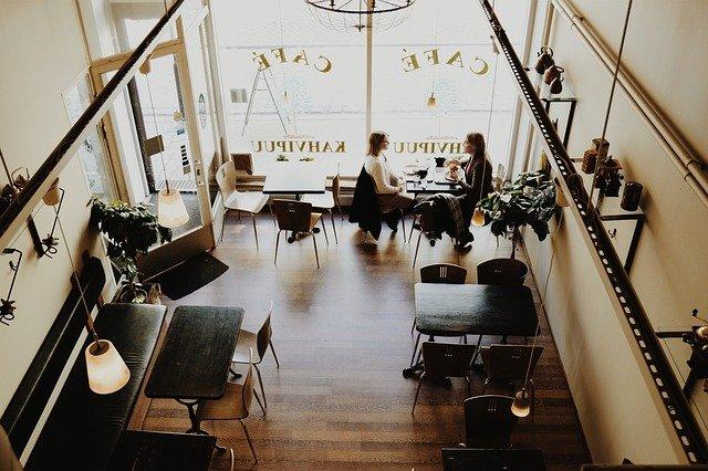 cafe 768771 640 - withコロナ時代に飲食店の内装デザインにおいて意識したい7つのポイント